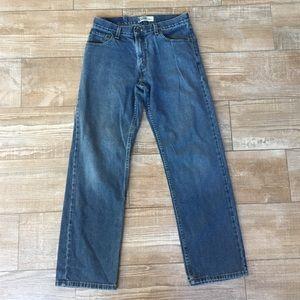 Levi Strauss 30/32 Classic Signature Blue Jeans